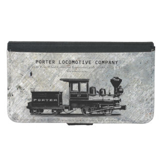 HK Porter Locomotive Company Class BT4 Wallet Case