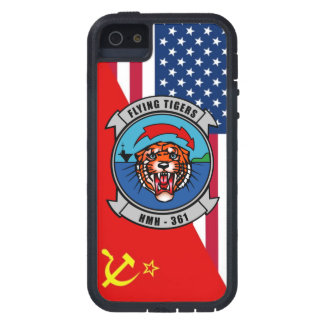"HMH-361 ""Flying Tigers"" Cold War Paint Scheme Case For The iPhone 5"