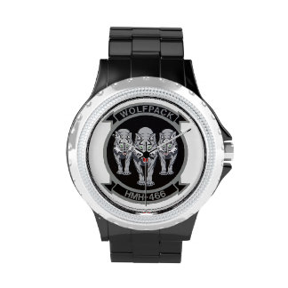 "HMH-466 ""Wolfpack"" Watches"