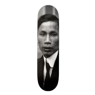 Ho Chi Minh Nguyen Ai Quoc Portrait 1921 21.6 Cm Skateboard Deck