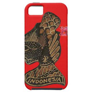 Ho Ho Ho! Merry Christmas Indonesia cute retro vin iPhone 5 Cases
