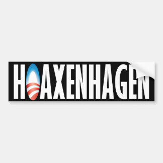 Hoaxenhagen Car Bumper Sticker