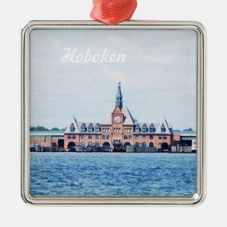 Hoboken Christmas Ornament