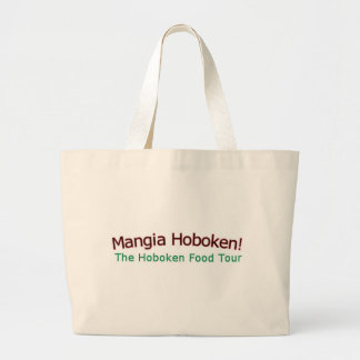 Hoboken Food Tour tote bag