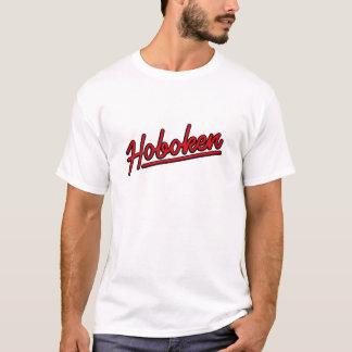 Hoboken in red T-Shirt