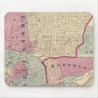 Hoboken, Jersey City Mouse Pad