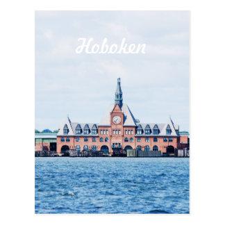Hoboken Postcard