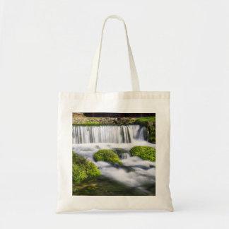Hodgson Spring Falls Tote Bag