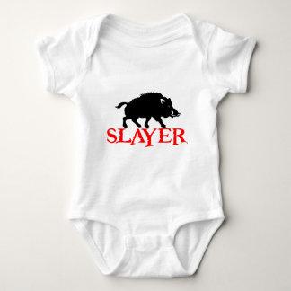 HOG SLAYER BABY BODYSUIT