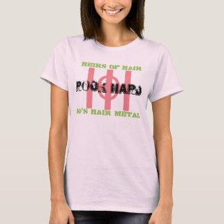 HoH Lady's 80's Metal T T-Shirt