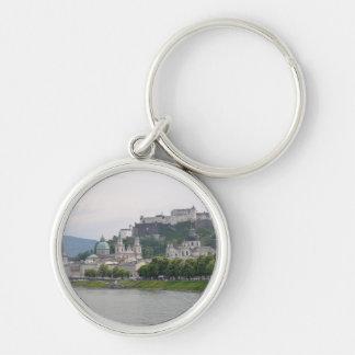 Hohensalzburg Castle, Salzburg, Austria KeyChain