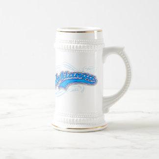 Hokianga Beer Stein