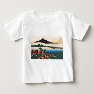 Hokusai Dawn at Isawa Baby T-Shirt