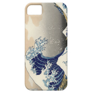 HOKUSAI GREAT WAVE JAPAN CASE FOR THE iPhone 5