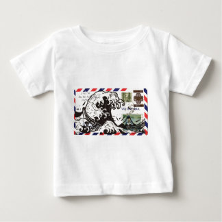 HOKUSAI JAPAN WAVE BABY T-Shirt