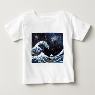 Hokusai & LH95 Baby T-Shirt