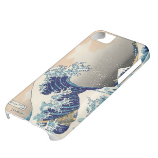Hokusai 'The Great Wave' iphone 5c case