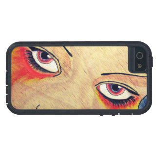 hold japan phone Case's iPhone 5 Covers