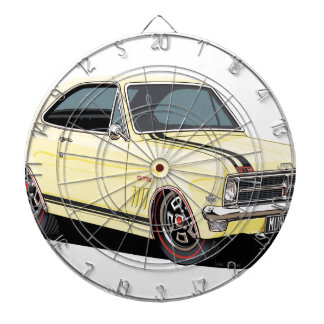 Holden HG Monaro - Munro Dartboard