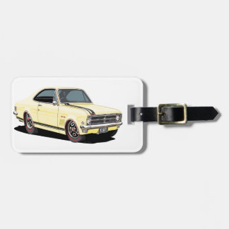 Holden HG Monaro - Munro Luggage Tag