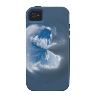 Hole in the sky iPhone 4 cover