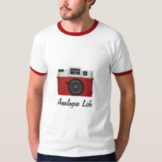 Holga Analogue LIfe T-shirts