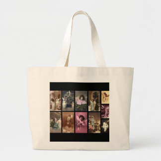 Holiday Angels I Bag - Customizable Tote Bags