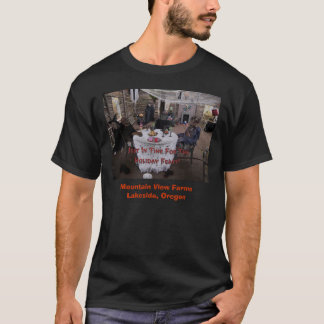 Holiday Feast T-Shirt