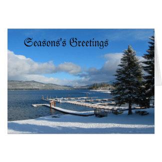 Holiday Greeting Card -
