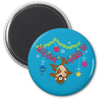Holiday Hang Up Magnet
