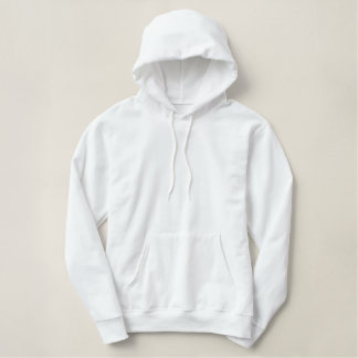 Holiday Hoodie Embroidered