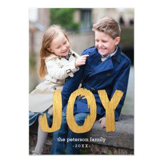Holiday Joy Holiday Photo Cards