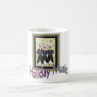 Holiday Music Coffee Mug