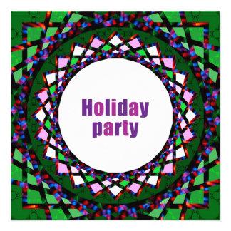 Holiday Party Invitaiton Invitations