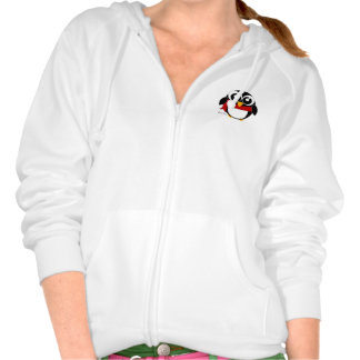 Holiday Penguin Hooded Sweatshirts