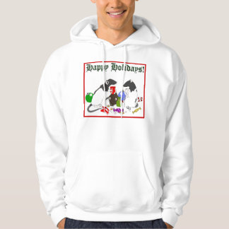 Holiday Rats Hoodie