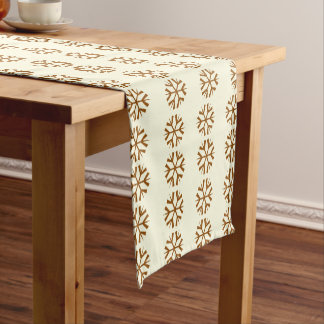Holiday Snowflakes Table Runner