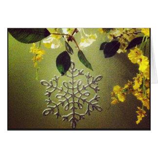 Holiday Sparkle (Horizontal) Card