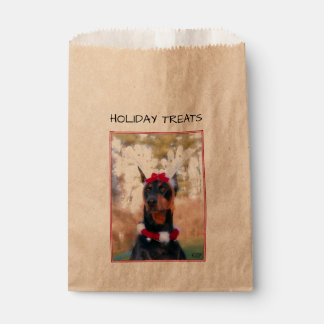Holiday Treats Bags Favour Bags