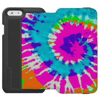 holiES - Power Spiral Batik Style Incipio Watson™ iPhone 6 Wallet Case