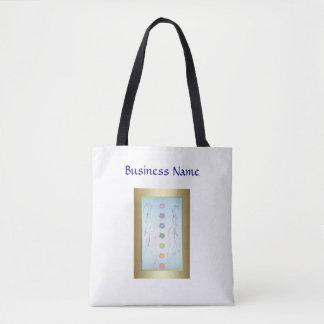 Holistic Healing Hands design Tote Bag