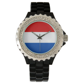 Holland Women's Watch - The Dutch flag