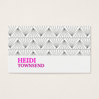 Hollywood Glamour No. 5 Business Card