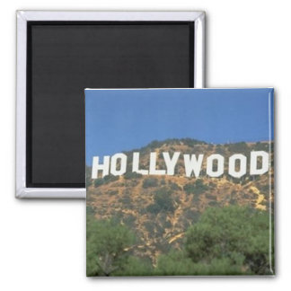 Hollywood magnet