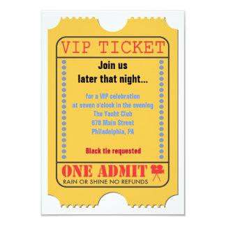 HOLLYWOOD MOVIES Themed Bar Bar Mitzvah Party Card 9 Cm X 13 Cm Invitation Card