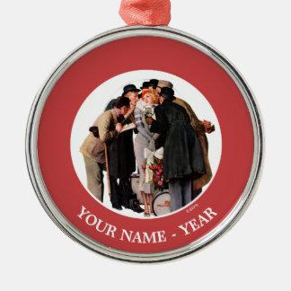 Hollywood Starlet Christmas Ornament