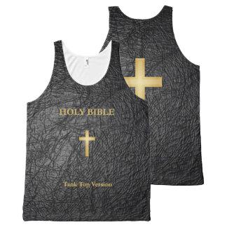Holy Bible Tank Top