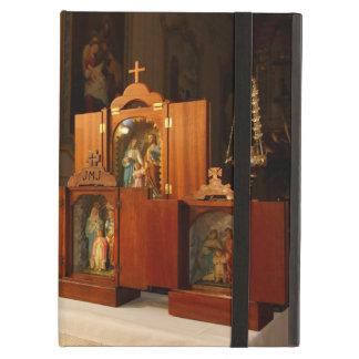 Holy Family shrines iPad Air Covers