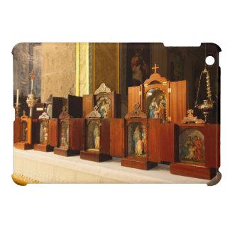 Holy Family shrines iPad Mini Case
