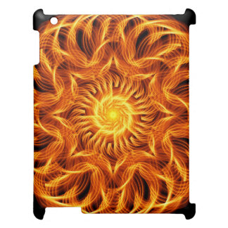 Holy Fire Mandala Cover For The iPad 2 3 4